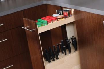20 ideas para tener una cocina ordenada y eficaz