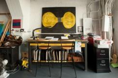 Oficinas de estilo industrial