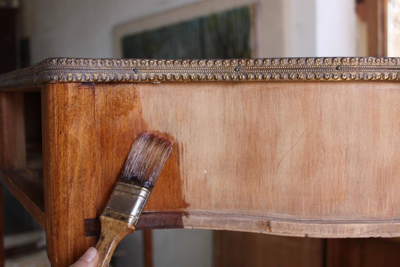 Siete Consejos Para Que Restaures Vos Mismo Tus Muebles  # Como Secar Muebles Mojados