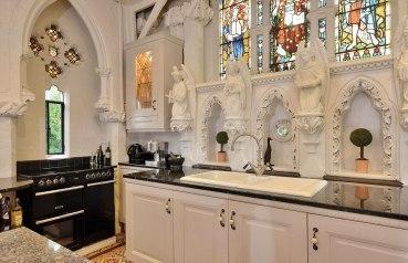 De iglesia anglicana a casa de familia