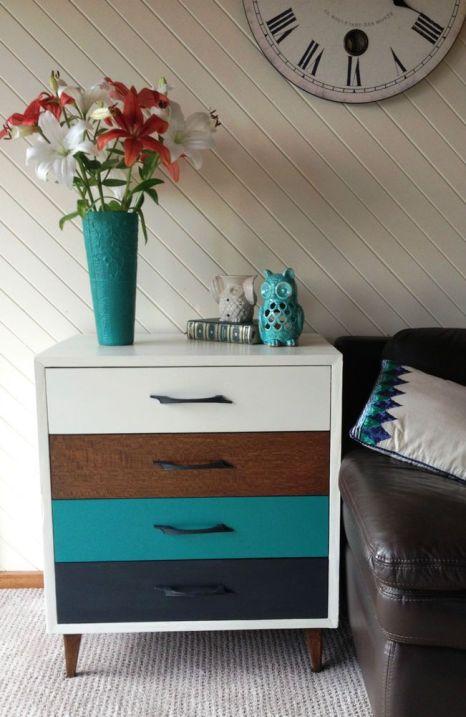 Del dormitorio al living: Cómodas que cambian de lugar y función